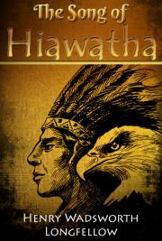 The Song of Hiawatha cover
