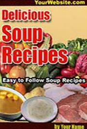 Soup Recipes Ebook