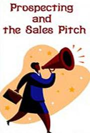 Prospecting and the Sales Pitch cover