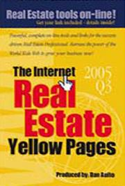 The Internet Real Estate Web Pages