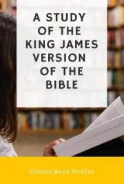 A Study of the King James Version of the Bible cover