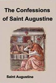The Confessions of Saint Augustine cover