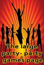The Large Party - Party Games Page