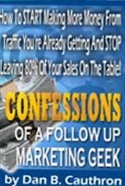 Confessions of Follow up Geek SFW