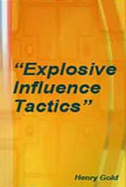 Explosive Influence Tactics cover