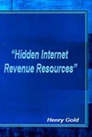 Hidden Internet Revenue Resources cover