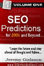 SEO Predictions for 2006 and Beyond