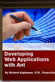 Developing Web Applications with Ant cover
