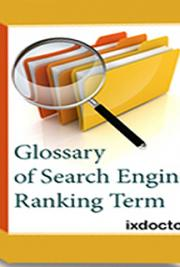 Glossary of Search Engine Ranking Terms