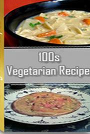 100s Vegetarian Recipes