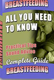 A Complete Guide to Breastfeeding cover