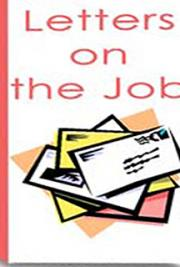 Letters on the Job cover