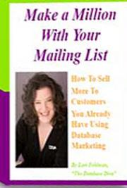 Make a Million with Your Mailing List