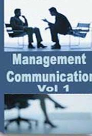 BMA's Management Communications Articles - Volume I