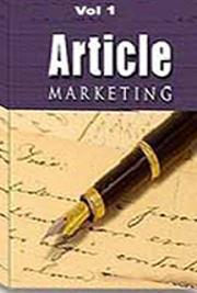 BMA's Marketing Articles, Vol. I