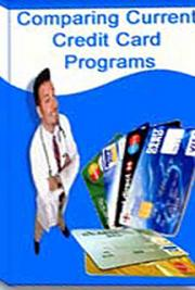 Compare Credit Card Programs cover