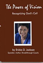 The Power of Vision: Recognizing God's Call cover