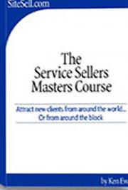Service Sellers Master Course cover