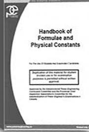 Handbook of Formulae and Constant