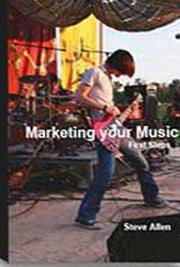 Marketing Your Music - First Steps