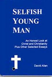 Selfish Young Man cover