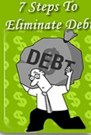 7 Steps to Eliminate Debt