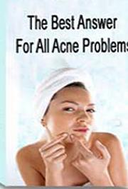 The Best Answer for All Acne Problems cover