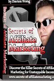 Secrets of Affiliate Marketing cover
