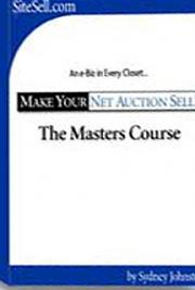 Make Your Net Auction Sell!