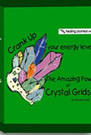 Tha Amazing Power of Crystal Grids cover