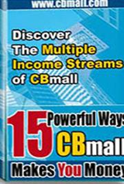 15 Powerful Ways CBmall Makes you Money