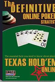 The Definitive Online Poker Strategy cover