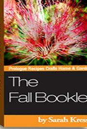 The Fall Booklet cover