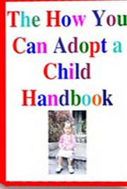 The How You Can Adopt a Child Handbook cover