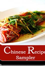 Chinese Recipe Sampler