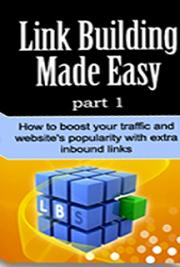 Link Building Made Easy cover