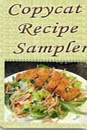 Copycat Recipe Sampler cover