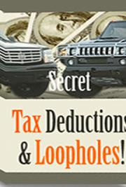 Secret Tax Deductions & Loopholes
