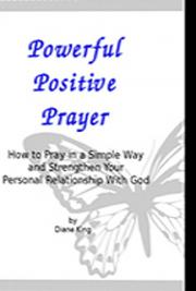 Powerful Positive Prayer cover