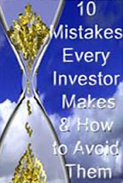 10 Mistakes Every Investor Makes and How to Avoid Them cover