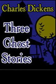 Three Ghost Stories cover