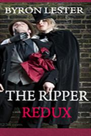 The Ripper: Redux cover