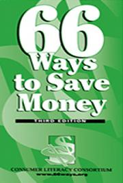 66 Ways to Save Money