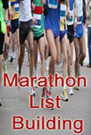 Marathon List Building