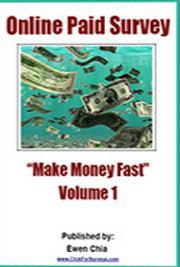 Online Paid Surveys - Volume I