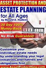 Asset Protection and Estate Planning cover