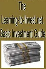 The Learning-to-Invest.net Basic Investment Guide cover
