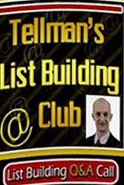Tellman's List Building Club cover