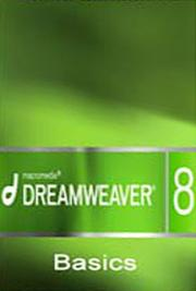 Dreamweaver 8 Basics cover