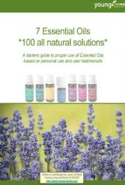 7 Essential Oils - 100 Solutions